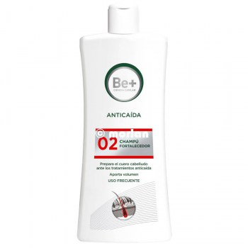 be anticaida champu fortalecedor 250 ml