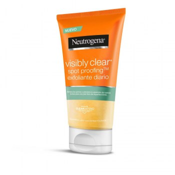 neutrogena exfoliante visibly clear 150 ml